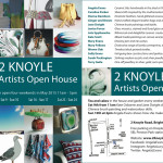 2 Knoyle Open Studios May 2015 invitation