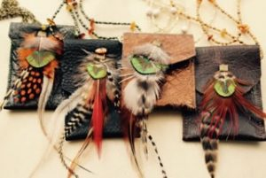Donna Davidson Jewellery pouches
