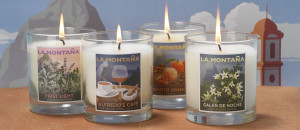Kris Botterill la montana candles